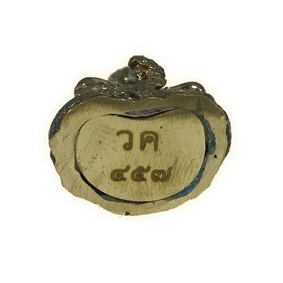 พระพุทธมหาเศรษฐีนวโกฏิพญานาคราช เนื้อทองประกายรุ้ง พิมพ์ใหญ่