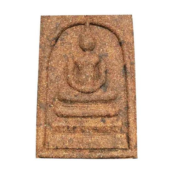 พระสมเด็จชินบัญชร เนื้อยาวาสนาจินดามณี หลวงปู่เจือ ผสมมวลสารไม้ช่อฟ้าวัดระฆัง พิมพ์ใหญ่ ปี 52
