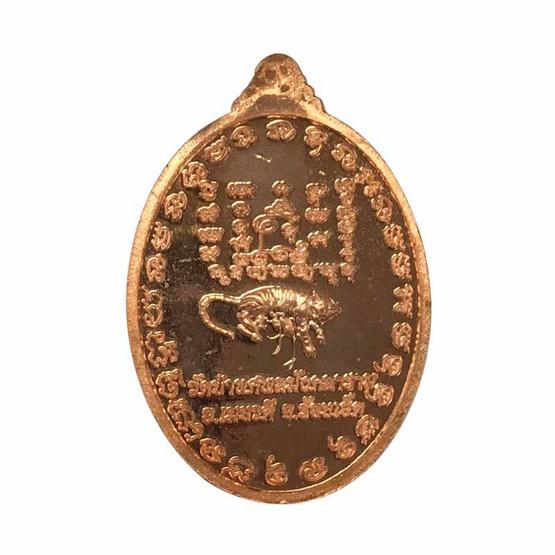 เหรียญเมตตา หลวงปู่ถ้า เนื้อทองแดง