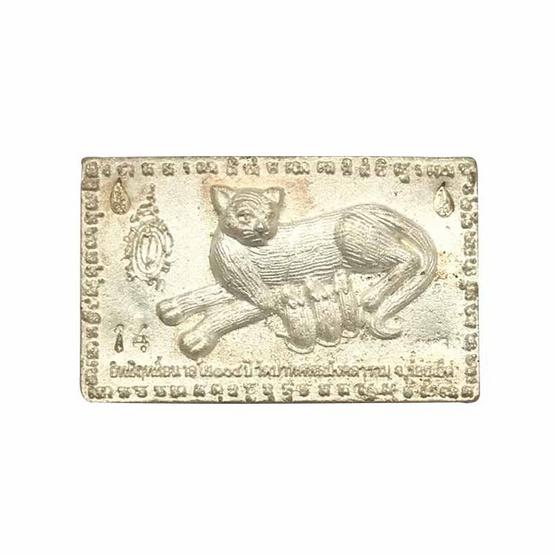 พญาหนูดูดนมแมว อิทธิฤทธิ์ อนาลโย เนื้อเงิน