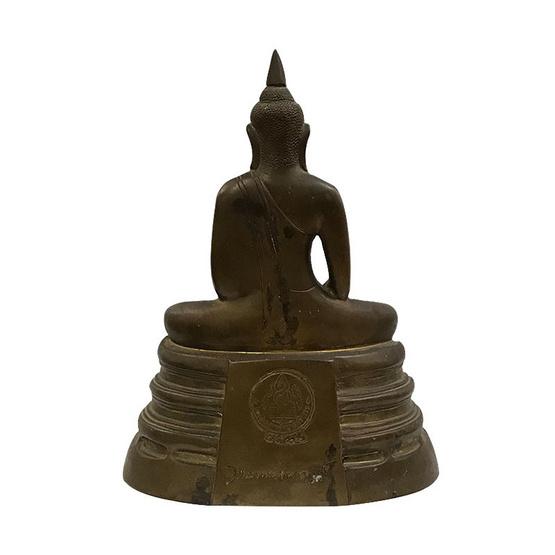 พระบูชา หลวงพ่อโสธร เนื้อทองเหลือง ปี36
