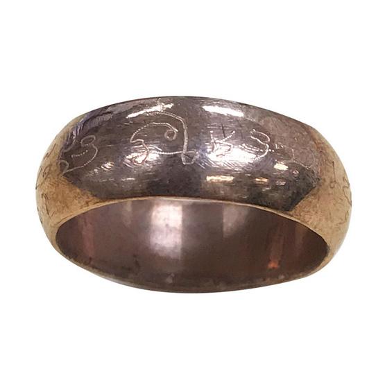 แหวนมหาลาภ มหานิยม ปรอทกายสิทธิ์ เบอร์58