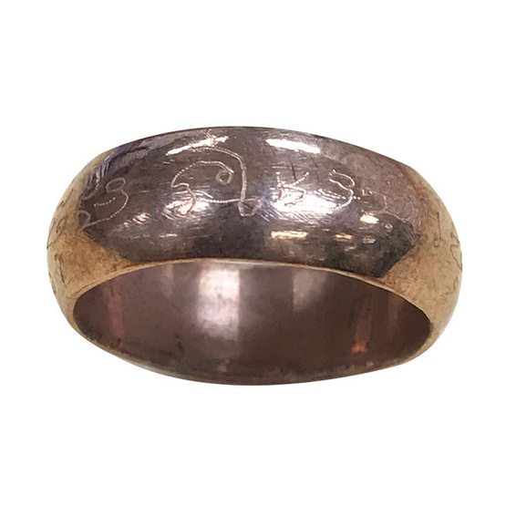 แหวนมหาลาภ มหานิยม ปรอทกายสิทธิ์ เบอร์62