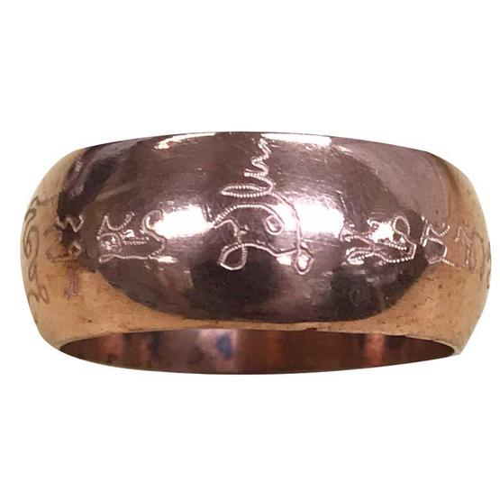 แหวนมหาลาภ มหานิยม ปรอทกายสิทธิ์ เบอร์64