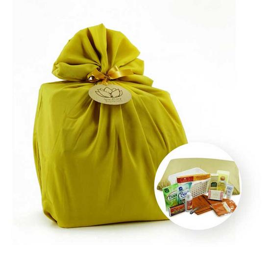 บุญรักษา ชุดถุงบุญ 3 (ปลอกหมอน)