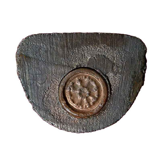 พระกริ่งวิสาขบูชา วัดชัยพฤกษมาลา เนื้อนวะโลหะ ปี35