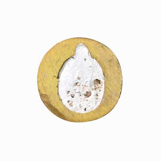 ไอ้ไข่ มหาโชคโภคทรัพย์ เนื้อทองเหลือง ขนาดตั้งบูชา สูง 10.8 ซม