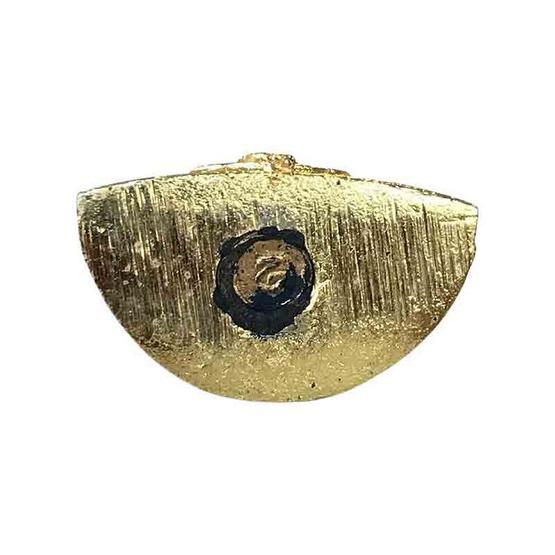 พระกริ่งหลวงพ่อโสธร ภปร สร้างอุโบสถ ปี 39 เนื้อกะไหล่ทอง