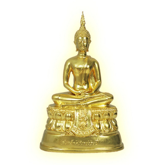 พระบูชา สมเด็จศิริราชร้อยปี ปิดทอง 5 นิ้ว