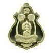 เหรียญพิมพ์ปาดตาล เจ้าปู่ศรีสุทโธ ป่าคำชะโนด เนื้อทองทิพย์