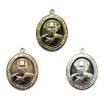 ชุดเหรียญทวิมงคล คูณมงคลมหาลาภ เนื้อกะไหล่ทอง กะไหล่เงิน กะไหล่นาค พิมพ์เล็ก ปี 53